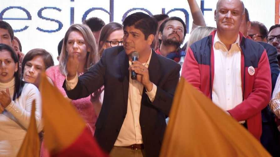 Darwin, el error de elegir padrinos y el Frente Amplio de Costa Rica - Columna de Darwin - No Toquen Nada | DelSol 99.5 FM