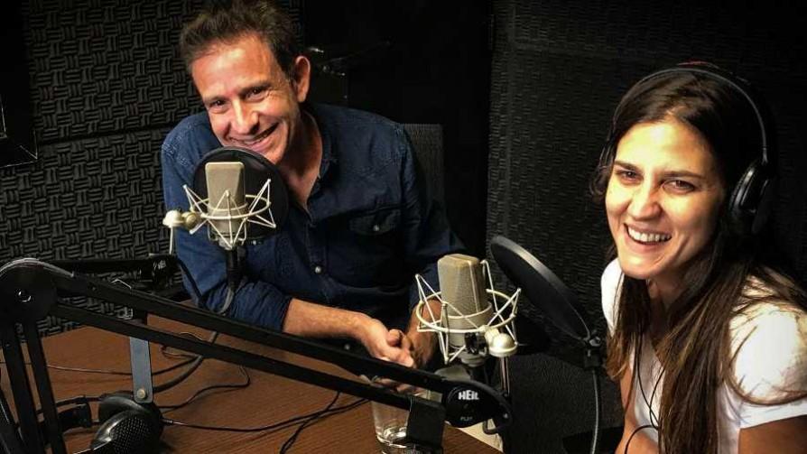 Luciana Acuña y Leonardo Lorenzo en Aldo Contigo  - Tio Aldo - La Mesa de los Galanes | DelSol 99.5 FM