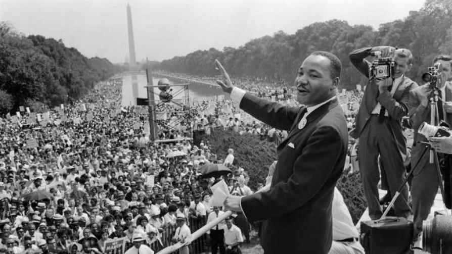 La vida y las luchas de Martin Luther King - Gabriel Quirici - No Toquen Nada | DelSol 99.5 FM