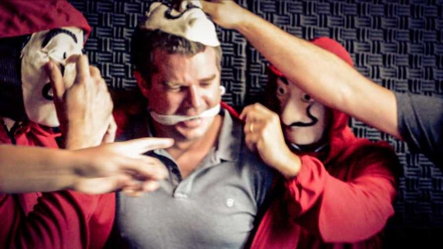 Secuestraron a Pablo Fabregat para festejar su cumpleaños - Audios - La Mesa de los Galanes | DelSol 99.5 FM