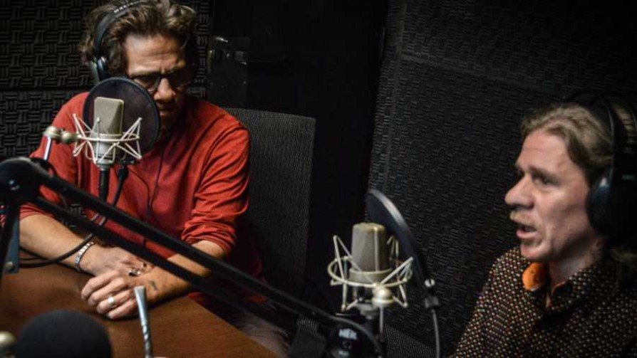 Abril atmosférico - Entrevista central - Facil Desviarse | DelSol 99.5 FM