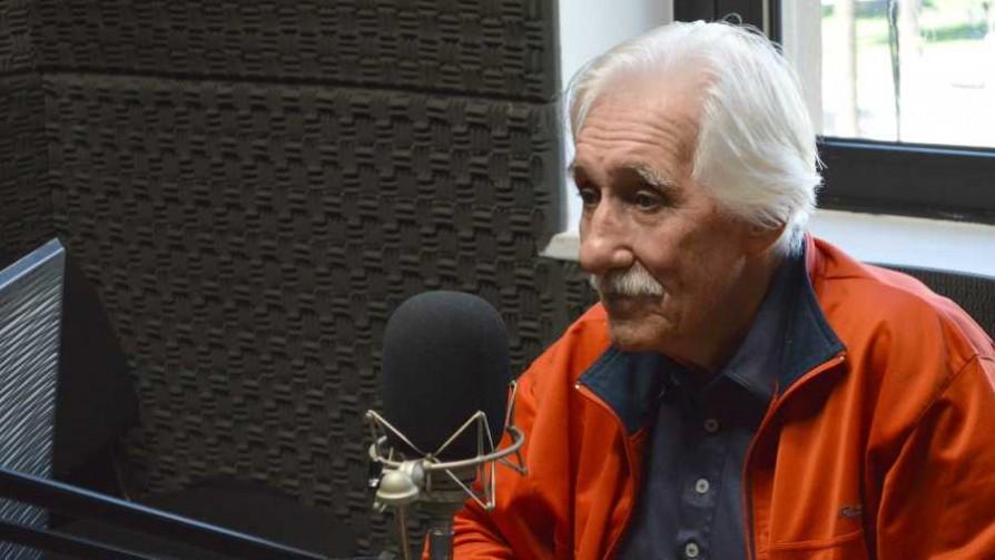 García Vigil, de la batuta a la raqueta - Hoy nos dice ... - Quién te Dice | DelSol 99.5 FM