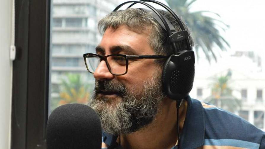 Puteadas gauchescas y música barroca - Gustavo Laborde - No Toquen Nada | DelSol 99.5 FM