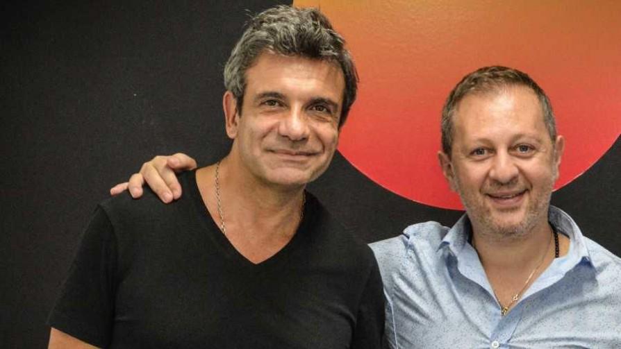 Marcelo De Bellis y Nicolás Scarpino en Aldo Contigo  - Tio Aldo - La Mesa de los Galanes | DelSol 99.5 FM