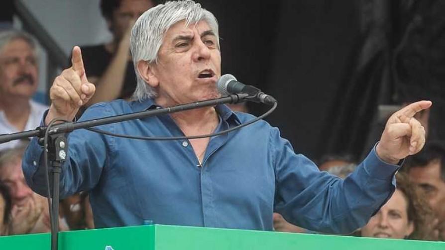 Moyano: el rey de la logística argentina - Facundo Pastor - No Toquen Nada | DelSol 99.5 FM
