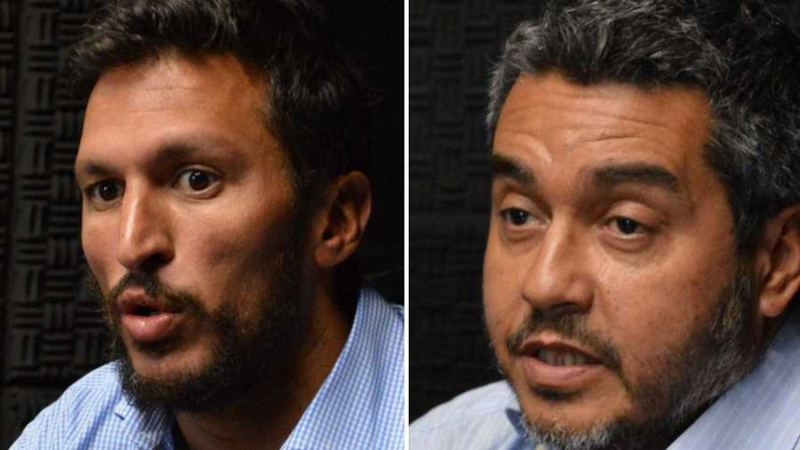 "La defensa de Sendic: ""estamos explicando la chiquita de la chiquita"" - Entrevista central - Facil Desviarse | DelSol 99.5 FM"