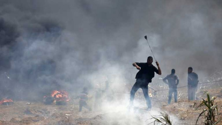 El video que escandalizó a Israel - Colaboradores del Exterior - No Toquen Nada | DelSol 99.5 FM