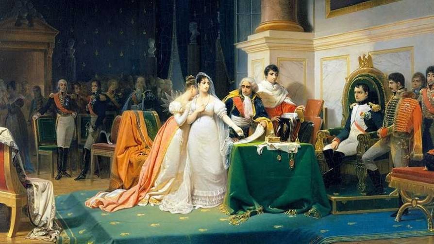 Primeras dificultades entre Napoléon y Josefina - Segmento dispositivo - La Venganza sera terrible | DelSol 99.5 FM