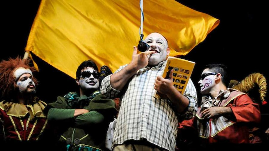 Campiglia habló sobre el sindicato de los carnavaleros  - Edison Campiglia - La Mesa de los Galanes | DelSol 99.5 FM