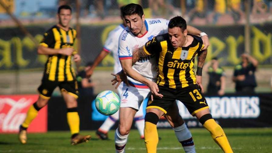 Peñarol 1 - 1 Nacional  - Replay - 13a0 | DelSol 99.5 FM