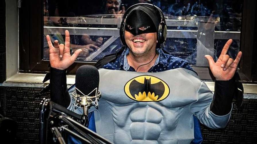 Jorge es Batman: ¿cuáles son el resto de sus Súper amigos?  - Sobremesa - La Mesa de los Galanes | DelSol 99.5 FM