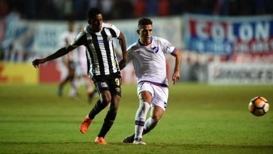 Nacional 1 - 0 Santos  - Replay - 13a0   DelSol 99.5 FM