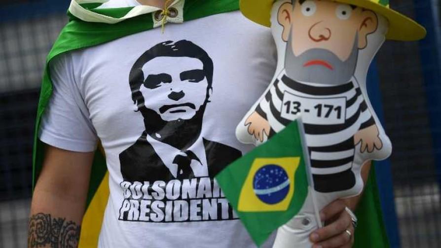 Barbosa y Bolsonaro: el perfil de dos posibles presidentes de Brasil - Denise Mota - No Toquen Nada | DelSol 99.5 FM