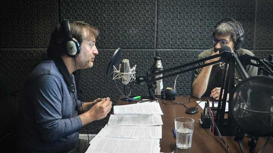 Los transgénicos en nuestra mesa: una mirada científica - Gianfranco Grompone - No Toquen Nada | DelSol 99.5 FM