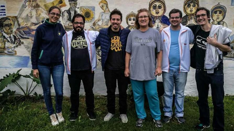 Tanco, Cotelo, Fabregat y Delgado en #LaMesaRusa desde San Javier  - Especiales - Nosotros | DelSol 99.5 FM