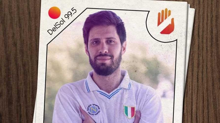 Napoli: la ciudad que encontró un Dios a su medida - La camiseta dispersa - No Toquen Nada   DelSol 99.5 FM