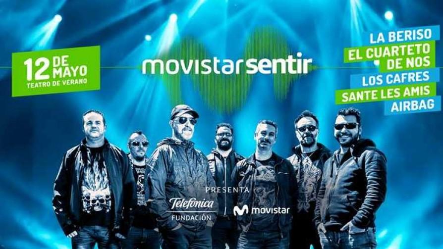 La Beriso estará en el Movistar Sentir - Audios - Quién te Dice | DelSol 99.5 FM