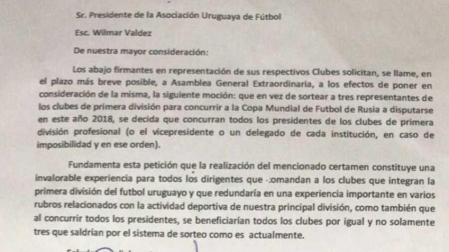 "El anali de la carta de ""los abajo firmantes"" - Darwin - Columna Deportiva - No Toquen Nada | DelSol 99.5 FM"