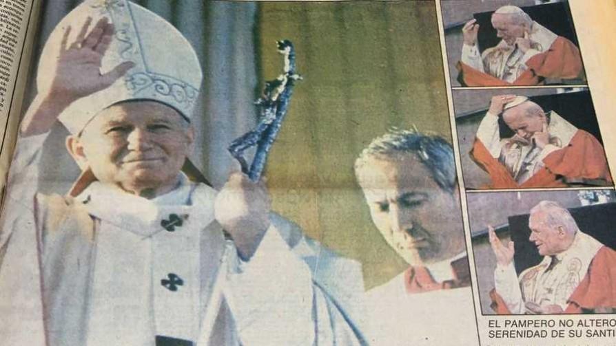Verano del... Papa - Verano del... - Facil Desviarse | DelSol 99.5 FM