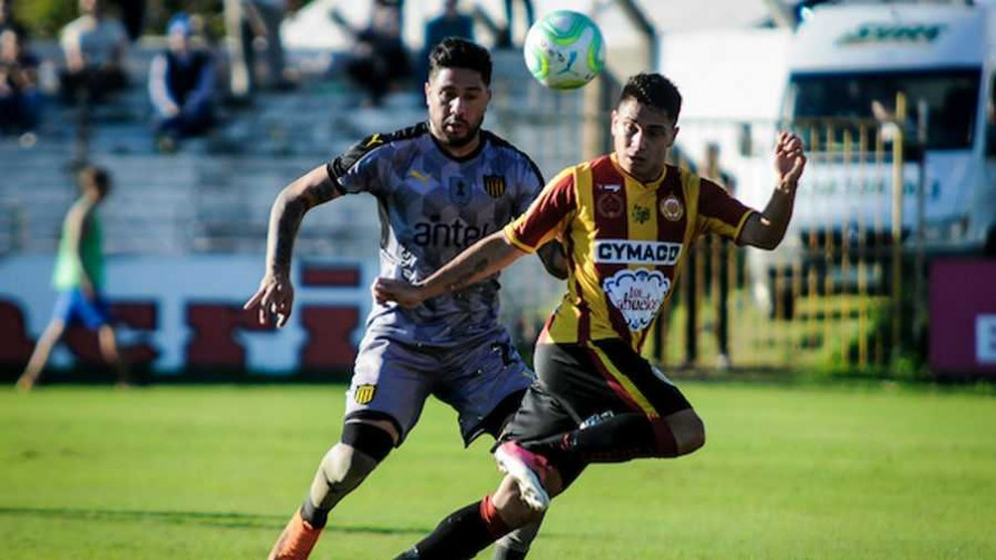 Progreso 4 - 3 Peñarol  - Replay - 13a0 | DelSol 99.5 FM