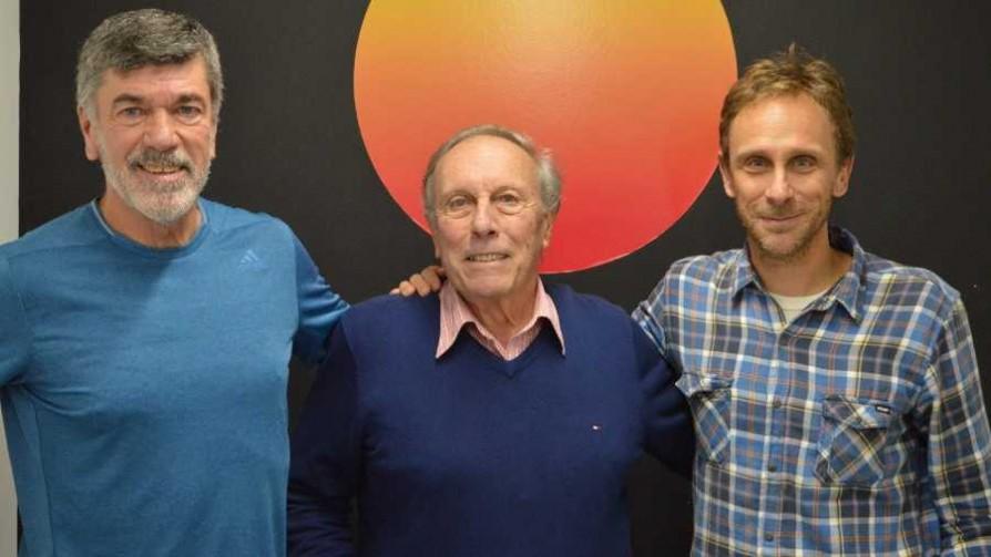 De la arena al GPS: cinco décadas de entrenamiento físico en el fútbol - Gastón Gioscia - No Toquen Nada | DelSol 99.5 FM