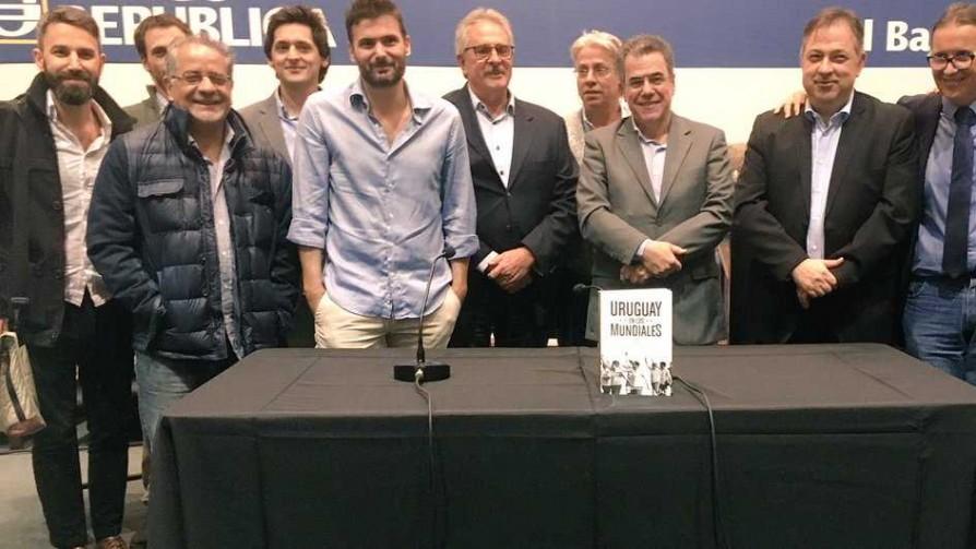 """Uruguay en los Mundiales"" salió a la cancha - Audios - 13a0 | DelSol 99.5 FM"