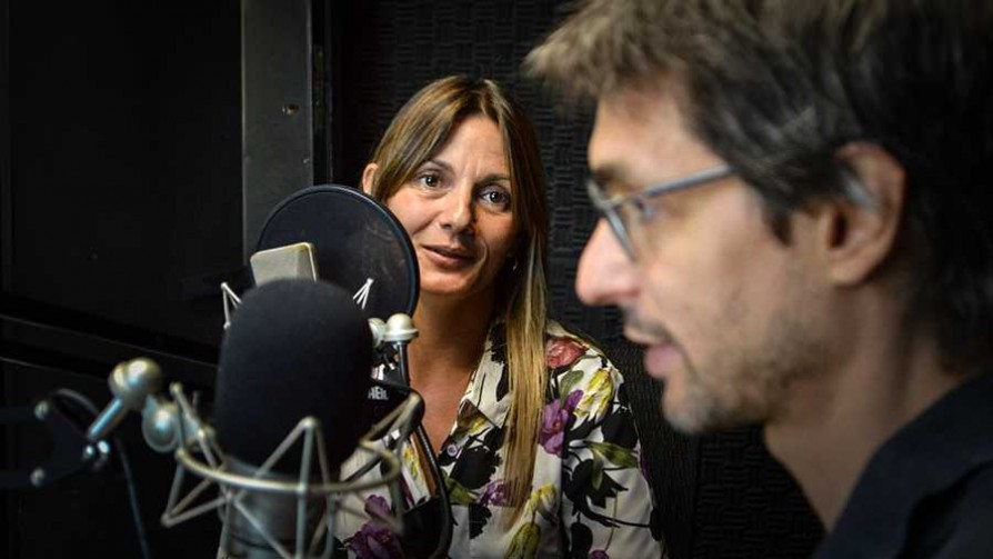 Caracúlico y otros libros con intervención de los niños - Virginia Mortola - No Toquen Nada | DelSol 99.5 FM