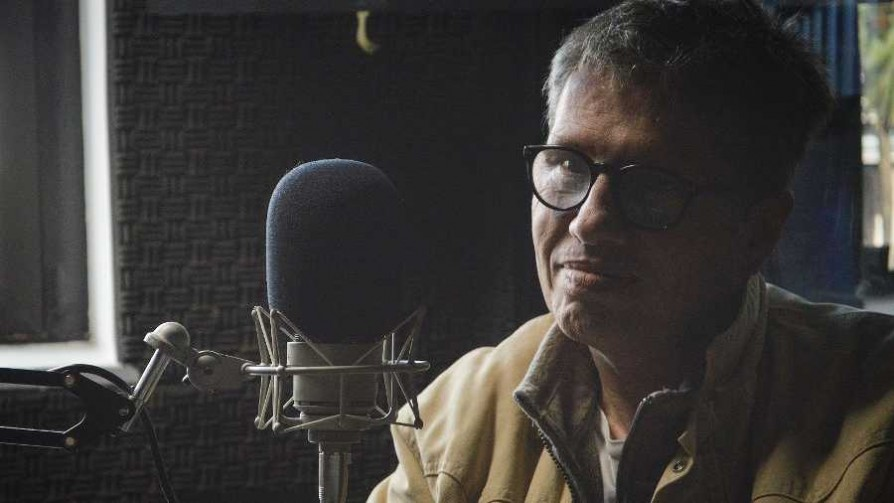 "Jorge Schellemberg: ""La música no era un sueño, era mi vida"" - Charlemos de vos - Abran Cancha | DelSol 99.5 FM"