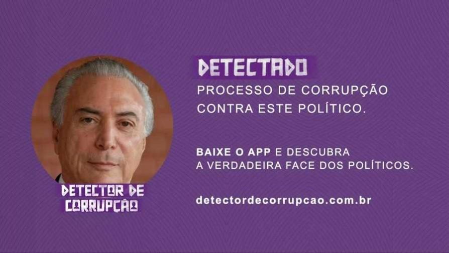 Cómo funciona la app brasileña que detecta corruptos - Audios - No Toquen Nada | DelSol 99.5 FM