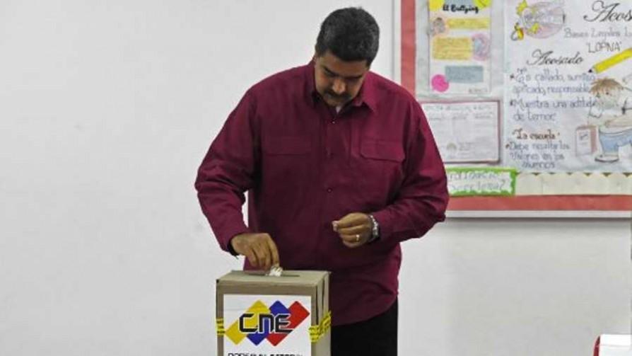 Repercusiones internacionales de las elecciones en Venezuela  - Cambalache - La Mesa de los Galanes | DelSol 99.5 FM