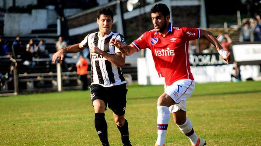 Wanderers 1 - 4 Nacional  - Replay - 13a0 | DelSol 99.5 FM