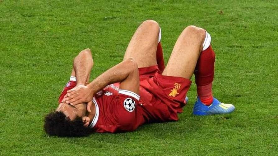 Gioscia explicó la lesión de Salah - Diego Muñoz - No Toquen Nada | DelSol 99.5 FM