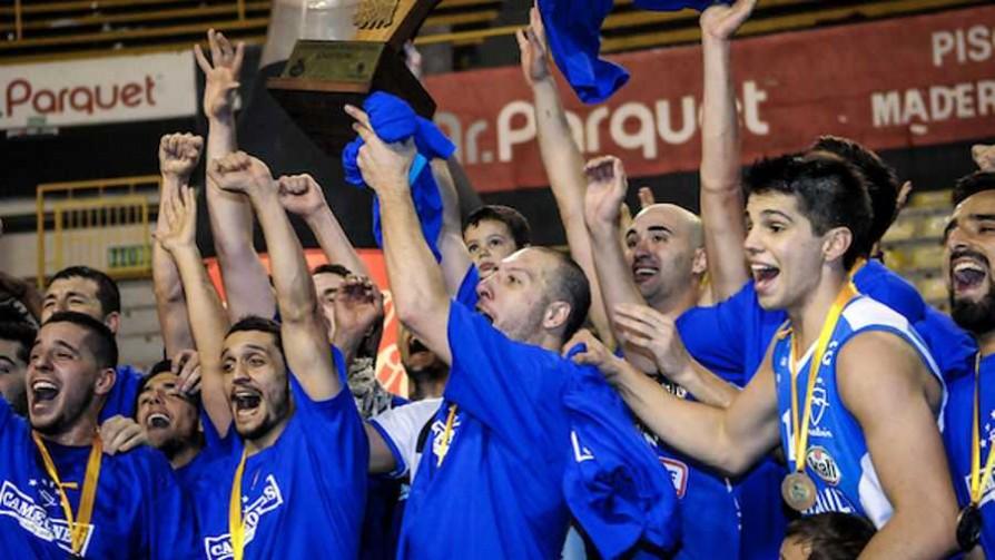Malvín campeón de la Liga Uruguaya de Básquetbol  - Cambalache - La Mesa de los Galanes | DelSol 99.5 FM