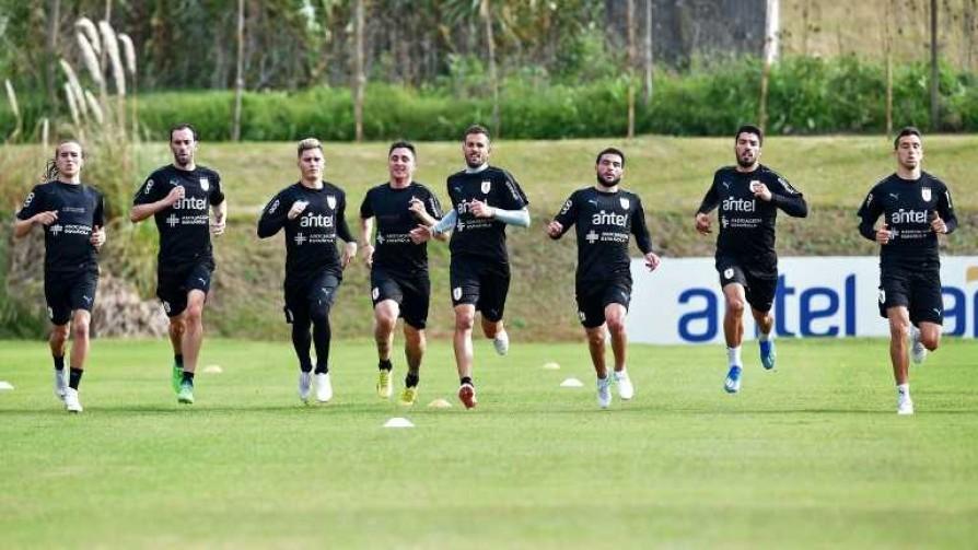 Los que quedan afuera de la selección según Darwin y Ricky - Darwin - Columna Deportiva - No Toquen Nada | DelSol 99.5 FM