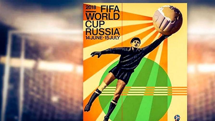 Por qué el afiche del Mundial de Rusia es el mejor de la historia de los Mundiales - Fede Hartman - No Toquen Nada | DelSol 99.5 FM