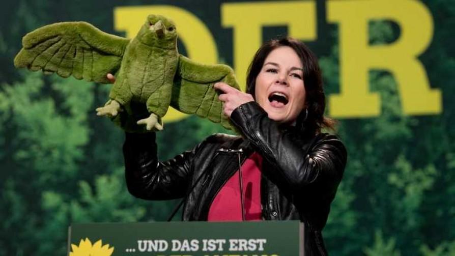 La historia el Partido Verde más fuerte de Europa - Colaboradores del Exterior - No Toquen Nada | DelSol 99.5 FM