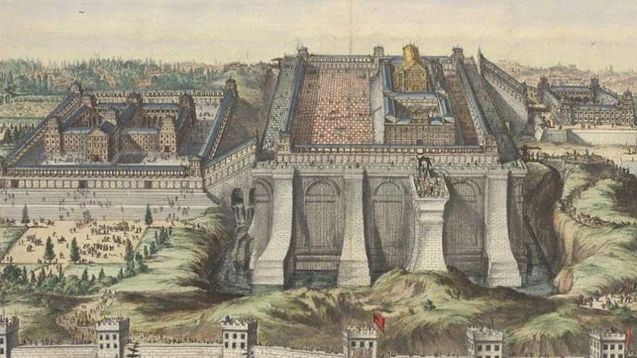 El Templo de Jerusalén  - Segmento dispositivo - La Venganza sera terrible | DelSol 99.5 FM