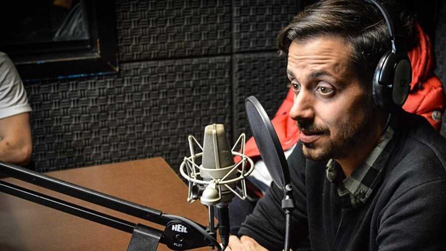 Radagast en Aldo Contigo  - Tio Aldo - La Mesa de los Galanes | DelSol 99.5 FM