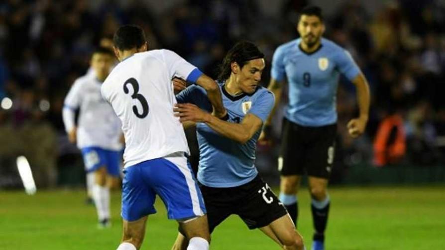 Uruguay 3 - 0 Uzbekistán  - Replay - 13a0   DelSol 99.5 FM