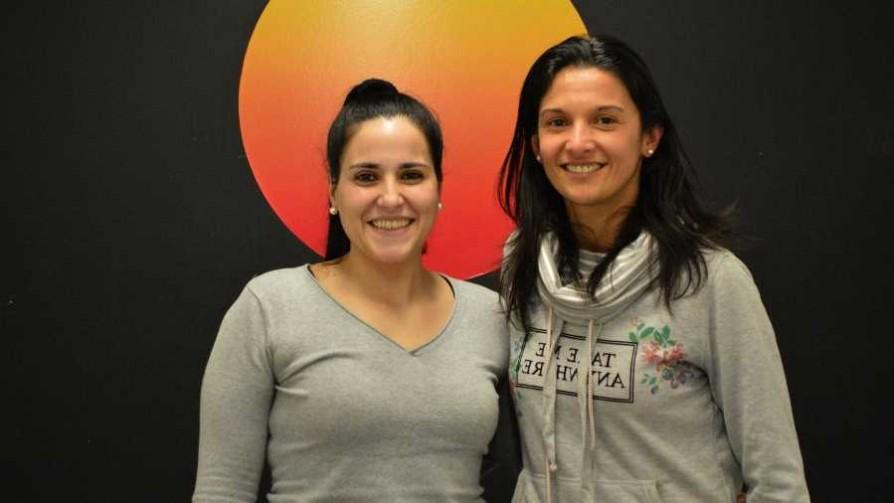 Umpiérrez y Dorrego, dos referentes mujeres del arbitraje uruguayo - Entrevistas - 13a0 | DelSol 99.5 FM