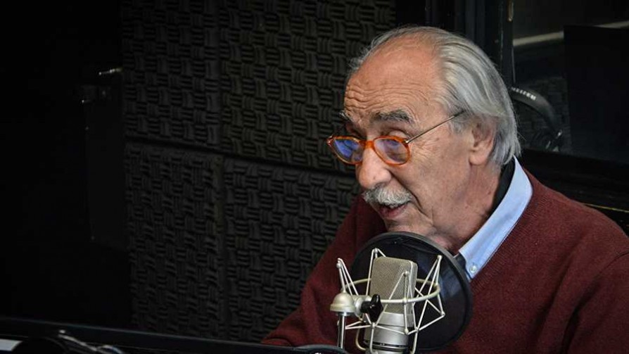 Hugo Achugar y la lucha por los derechos culturales - Hoy nos dice ... - Quién te Dice | DelSol 99.5 FM