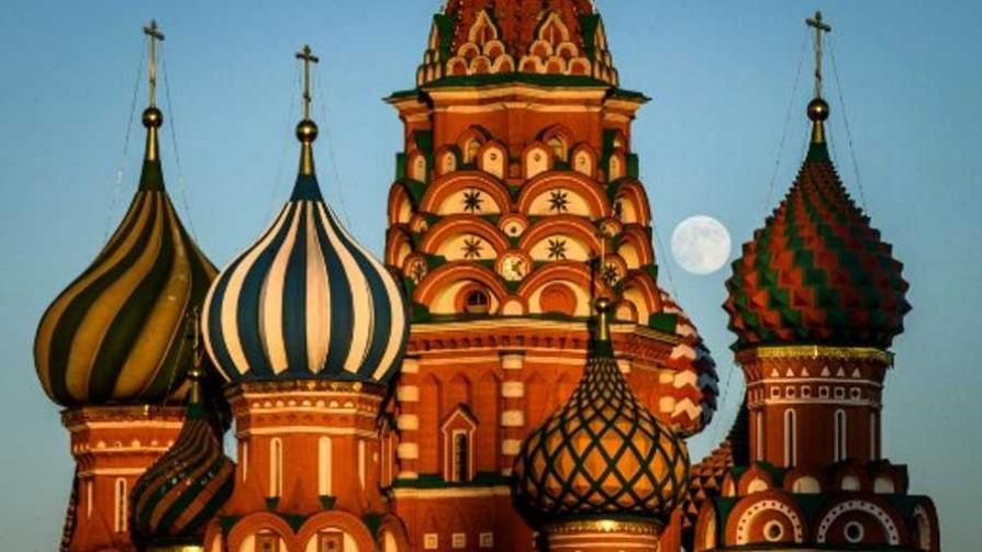 Quirici comenzó su ciclo de historia de Rusia - NTN Concentrado - No Toquen Nada | DelSol 99.5 FM