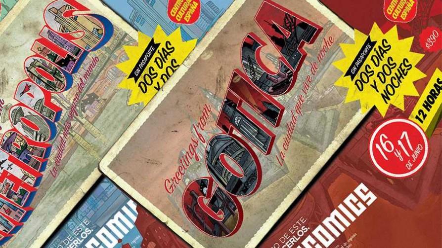 Montevideo Comics celebra una nueva edición - Audios - Quién te Dice | DelSol 99.5 FM