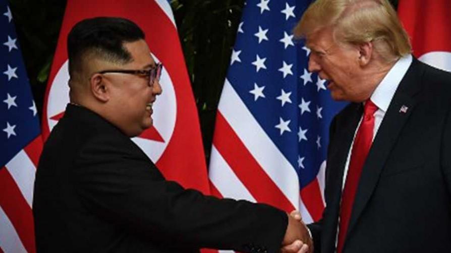 Cumbre entre Donald Trump y Kim Jong Un - Cambalache - La Mesa de los Galanes | DelSol 99.5 FM