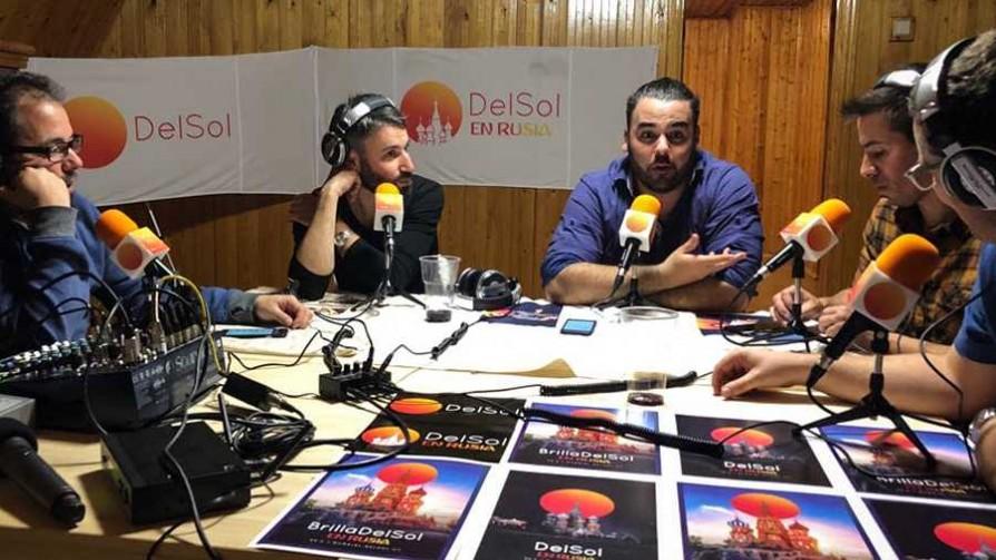¡Se armó la Mesa Rusa!  - La mesa rusa - La Mesa de los Galanes | DelSol 99.5 FM