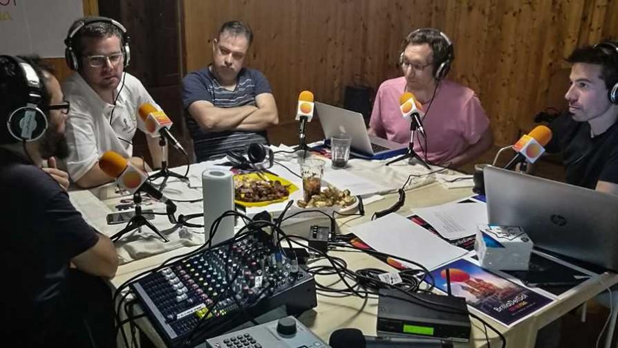 Resumen de la primera jornada en Rusia  - La mesa rusa - La Mesa de los Galanes | DelSol 99.5 FM
