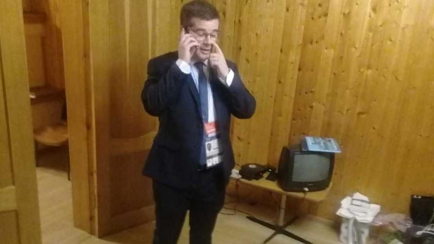 Por qué Pablo Fabregat es un periodista deportivo - Audios - No Toquen Nada | DelSol 99.5 FM