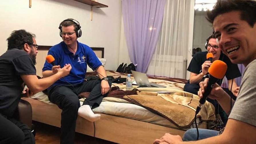 Las peripecias en la nueva casa de Ekaterimburgo - La mesa rusa - La Mesa de los Galanes   DelSol 99.5 FM