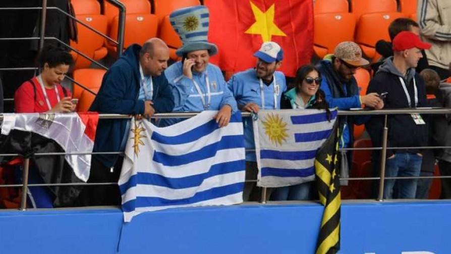 Darwin exigió respeto al Mundial en la previa de Uruguay-Egipto - Especiales - Nosotros | DelSol 99.5 FM