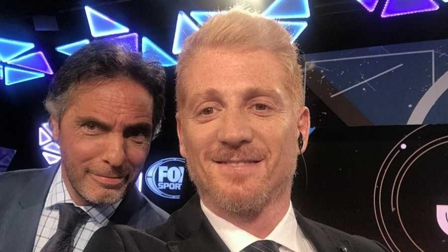 Martín Liberman analizó el empate de Argentina - Entrevistas - Locos x el Fútbol | DelSol 99.5 FM